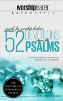 Jewels for Worship Leaders: 52 Devotions from the Psalms