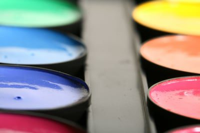 paint colors pallete