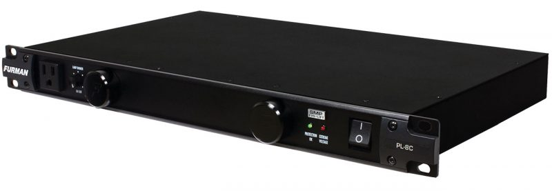 Furman 15A Classic Series Power Conditioner w/Lights PL-8C